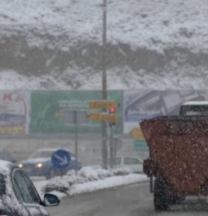 Ugažen snijeg i poledice na dionicama preko planinskih prevoja