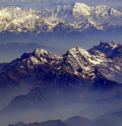 Vrhovi Himalaja vidljivi prvi put nakon 30 godina