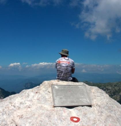 Prenj, planina divova