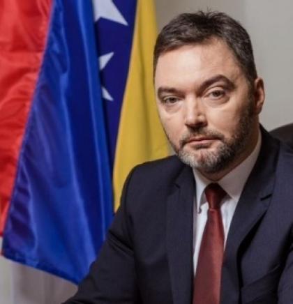 Košarac Ćoriću: Odlaganje radioaktivnog otpada uz granicu BiH neprihvatljivo