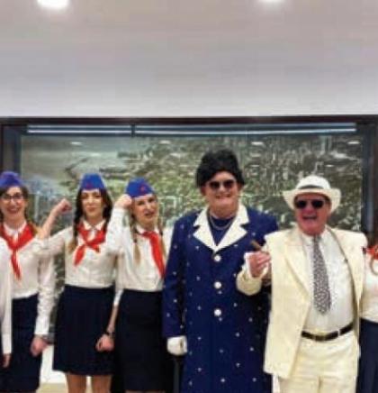 37. Riječki karneval: Apsolutni hit bili su meštar Toni i gradonačelnik Rijeke kao Tito i Jovanka