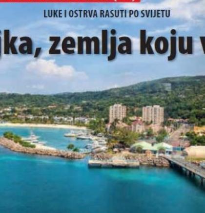 OD MILJACKE DO MORA I OKEANA:  Jamajka, zemlja koju volimo