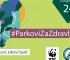 Europski dan parkova: Zdravi parkovi, zdravi ljudi