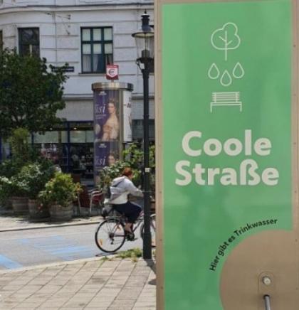 Beč svoje ulice prilagođava klimatskim promjenama