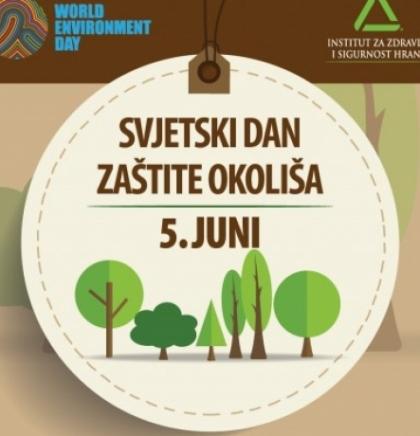 INZ u povodu Svjetskog dana zaštite okoliša - Priroda nam šalje poruku