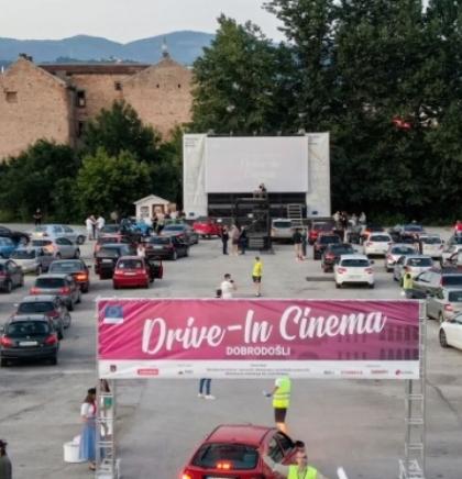 Otvoreno Drive-In Cinema - Sarajevo se vraća umjetnosti i filmu