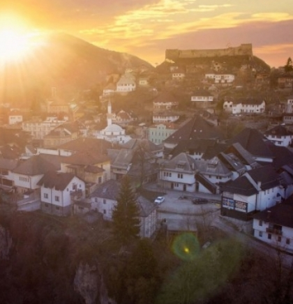 Jajce, grad koji gostima nudi prirodne ljepote i brojne spomenike