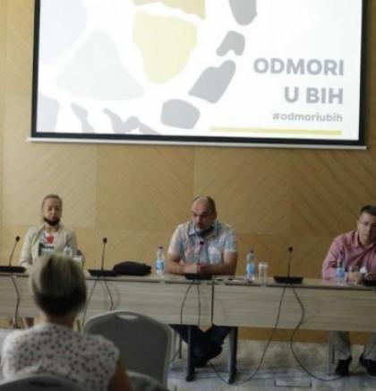 U Banjoj Luci promovisana Inicijativa 'Odmori u BiH'
