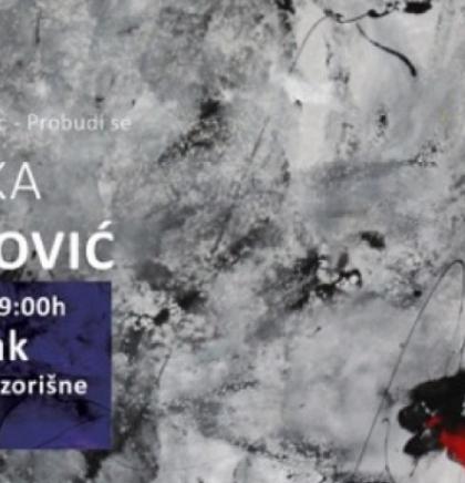 Izložba radova Alise Teletović i u galeriji 'Mak'