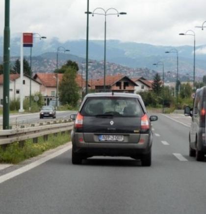 Stanje na cestama 03. 08. 2020