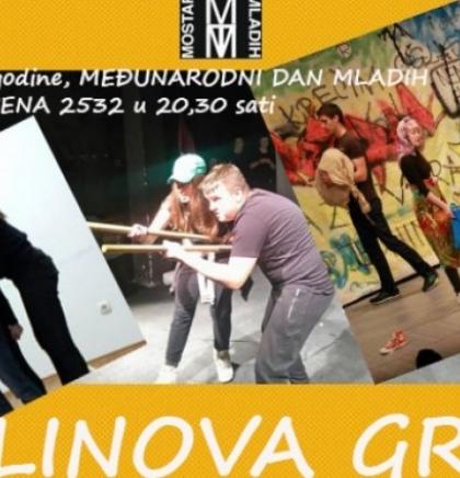 Predstavom 'Maslinova grana' MTM obilježava Međunarodni dan mladih