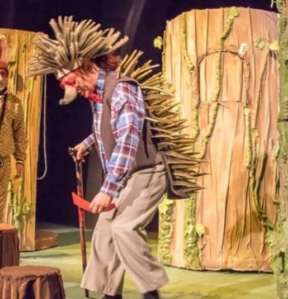 Na 'Mostarskom ljetu' odigrana predstava 'Ježeva kućica'