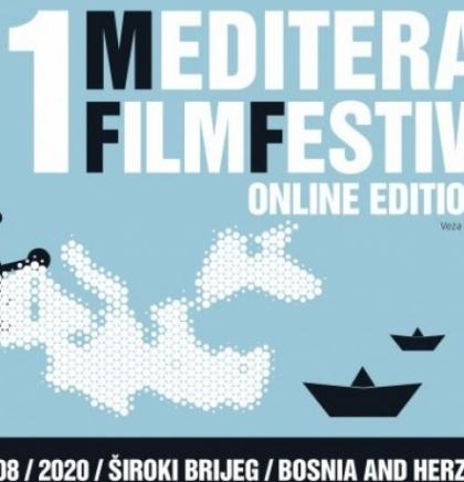 Mediteran film festival ove godine u online izdanju - u konkurenciji 20 filmova