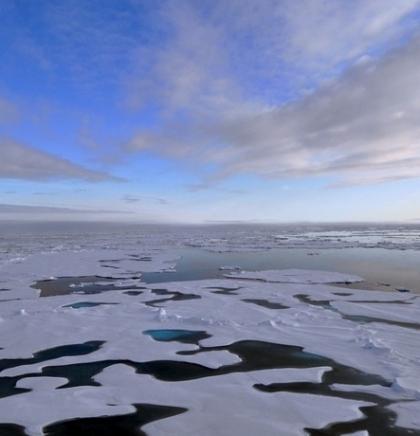 Rekordno otapanje leda na Grenlandu u prošloj godini