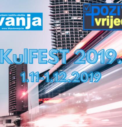 KulFest, online festival za promociju kulturnih vrijednosti BiH