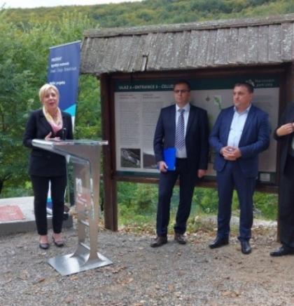Đapo i Dedić posjetili Krajinu i njen simbol Nacionalni park Una