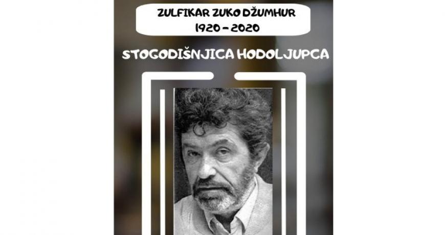 Kulturna manifestacija 'Stogodišnjica hodoljupca' u čast Zuke Džumhura