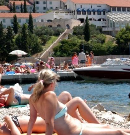 Domaći turisti u augustu ostvarili 60,4 posto više noćenja u odnosu na august lani