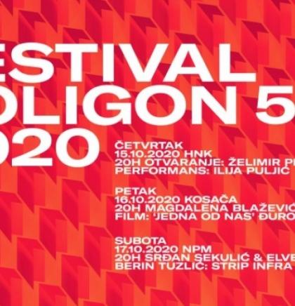 Festivala Poligon: Kulturom protiv epidemije