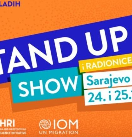 Karavan smijeha 'Smijanje na tri jezika' i u Sarajevu