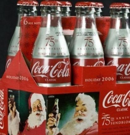 Sto godina Coca-Cola praznične čarolije
