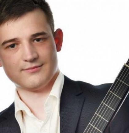 Koncert Zsombora Sidooa u nastavku Sarajevo International guitar Festivala