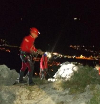 HGSS Mostar spasio trojicu penjača u kanjonu Podružje