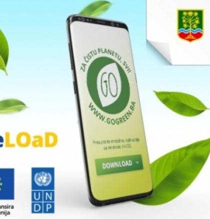 Mobilnom aplikacijom može se prijaviti nelegalni otpad