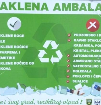 Pokrenut projekat 'Upravljanje staklenom ambalažom na zapadnom Balkanu'