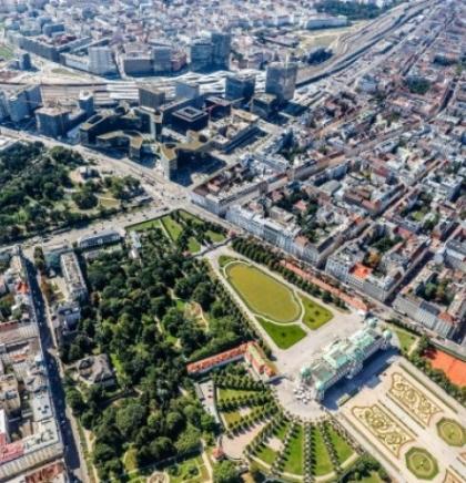Beč - Kvaliteta zraka u 2020. najbolja do sada