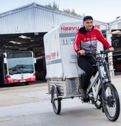 Beč - Logistički projekt 'RemiHub' osvaja evropsku nagradu za inovacije