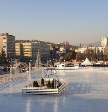 U Sarajevu večeras otvorenje 'Zimske čarolije na Skenderiji'