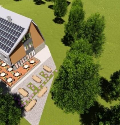"""Uskoro početak gradnje """"Eko-kuće Smetovi"""""""