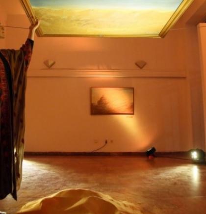 U Galeriji 'Preporod' otvorena izložba 'Pustinja' Sanite Lisice