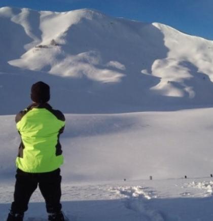 FASCINANTNI PRIZORI KAO NA HIMALAJIMA (VIDEO) Ekspedicija na snijegom okovanoj Zelengori