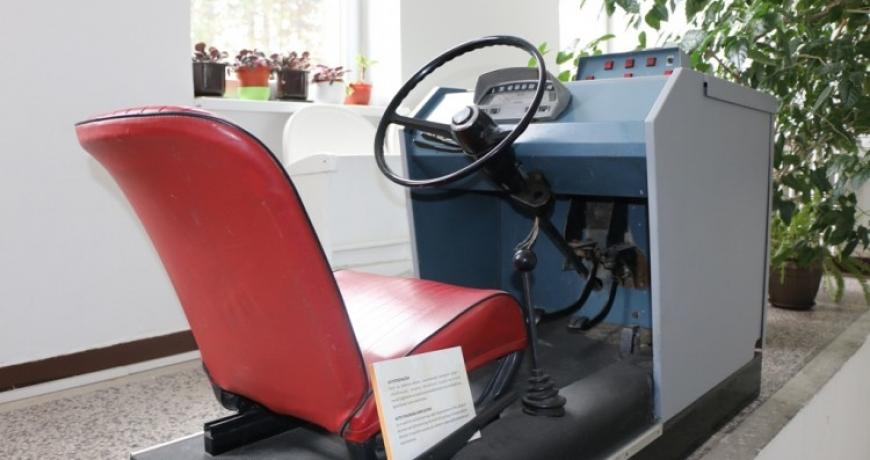Stari FIAT-autotrenažer jedan od najljepših eksponata u Muzeju Kaknja