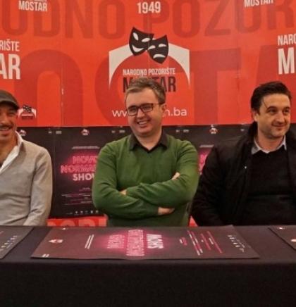 'Novo normalno show' u petak premijerno na daskama Narodnog pozorišta