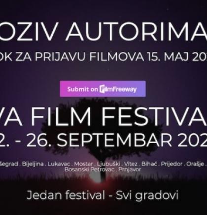 Konkurs za učešće na Festivalu dokumentarnog i kratkog igranog filma