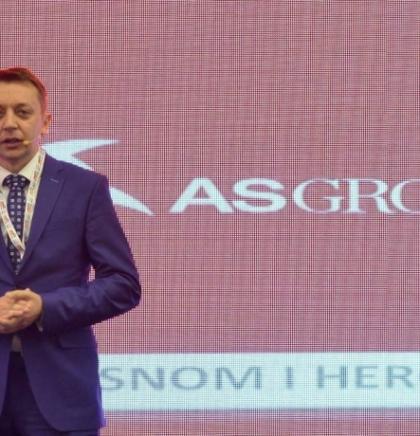 Rusmir Hrvić, predsjednik uprave AS Holdinga: Uskoro najbolje i najkvalitetnije domaće čokolade