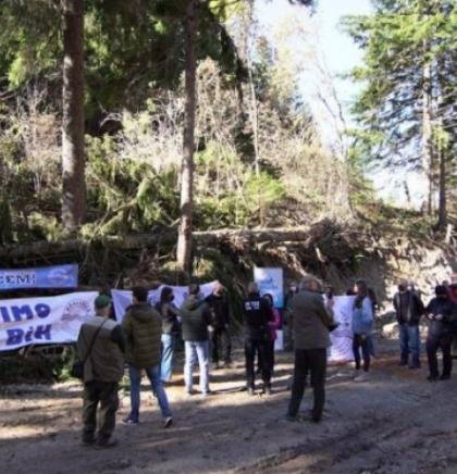 Podrška mještanima koji se bore protiv izgradnje mini hidroelektrana