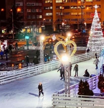 """Završena """"Zimska čarolija na Skenderiji"""", danas besplatno klizanje"""