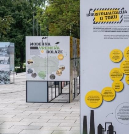 Izložbi 'Industrijalizacija u toku' prestižna međunarodna nagrada