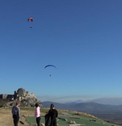 Paragliding : Ljubuška kula ušla u top četiri  destinacije na Balkanu (VIDEO)