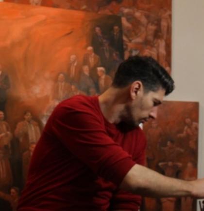 Rad N. Dimovskog uvršten na međunarodnu izložbu 'Venice International Art …'