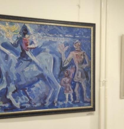 Slikarski velikani u galeriji mostarskog Centra za kulturu