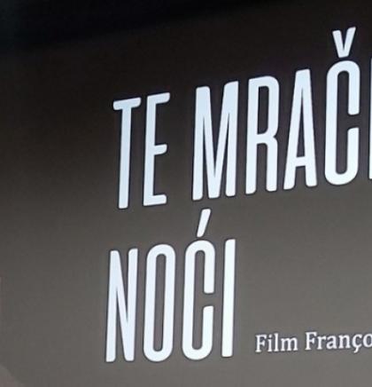 U Tuzli prikazan francusko-bosanski film 'Te mračne noći'