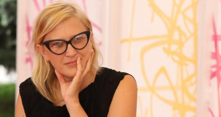 Jasmili Žbanić nagrada za doprinos očuvanju kulture sjećanja Modul Memorije