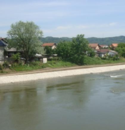 Uređenje desne obale rijeke Bosne u Žepču