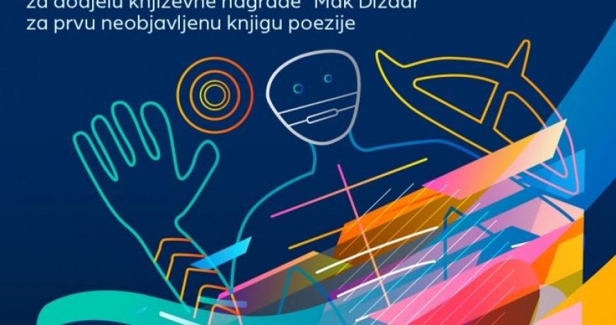 Objavljen natječaj za dodjelu književne nagrade 'Mak Dizdar'