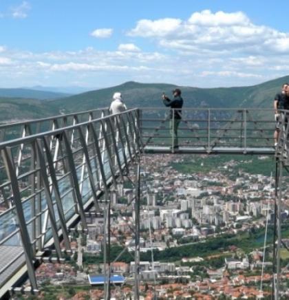 Fortica iznad Mostara postaje nezaobilazna turistička atrakcija